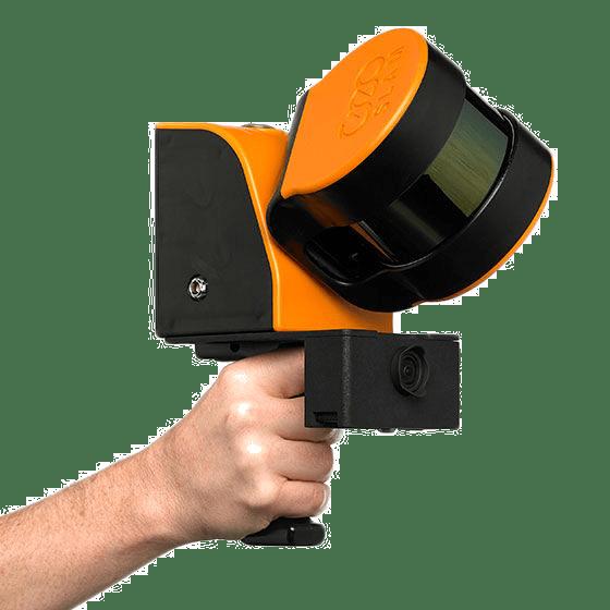 GEOM7-Geoslam scanner dynamique